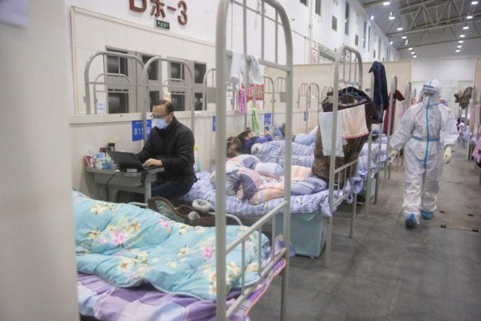 Wuhan hospital director