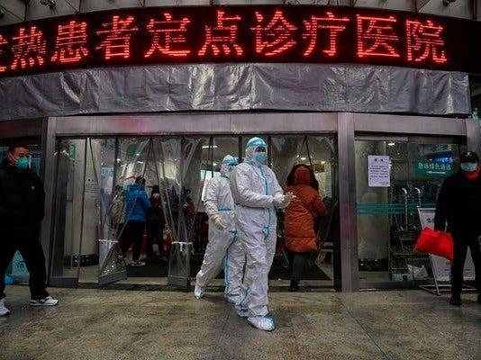 China quarantine hotel collapse