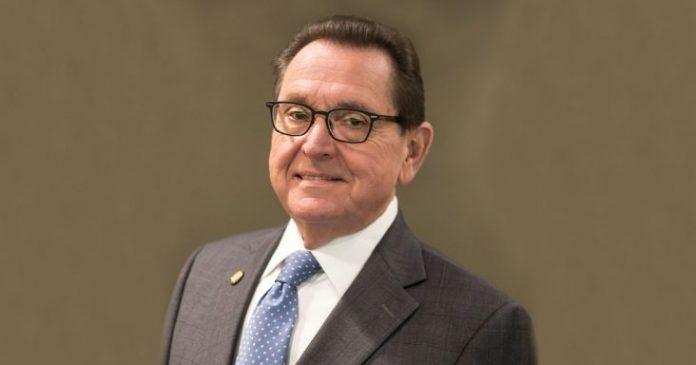 Mayor Harold Perrin