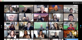 Zoom Chat Session
