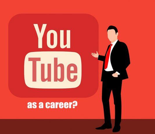 Career on YouTube
