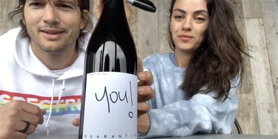 Official Quarantine Wine