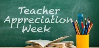 Teacher Appreciation Week