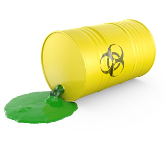 chemical leak