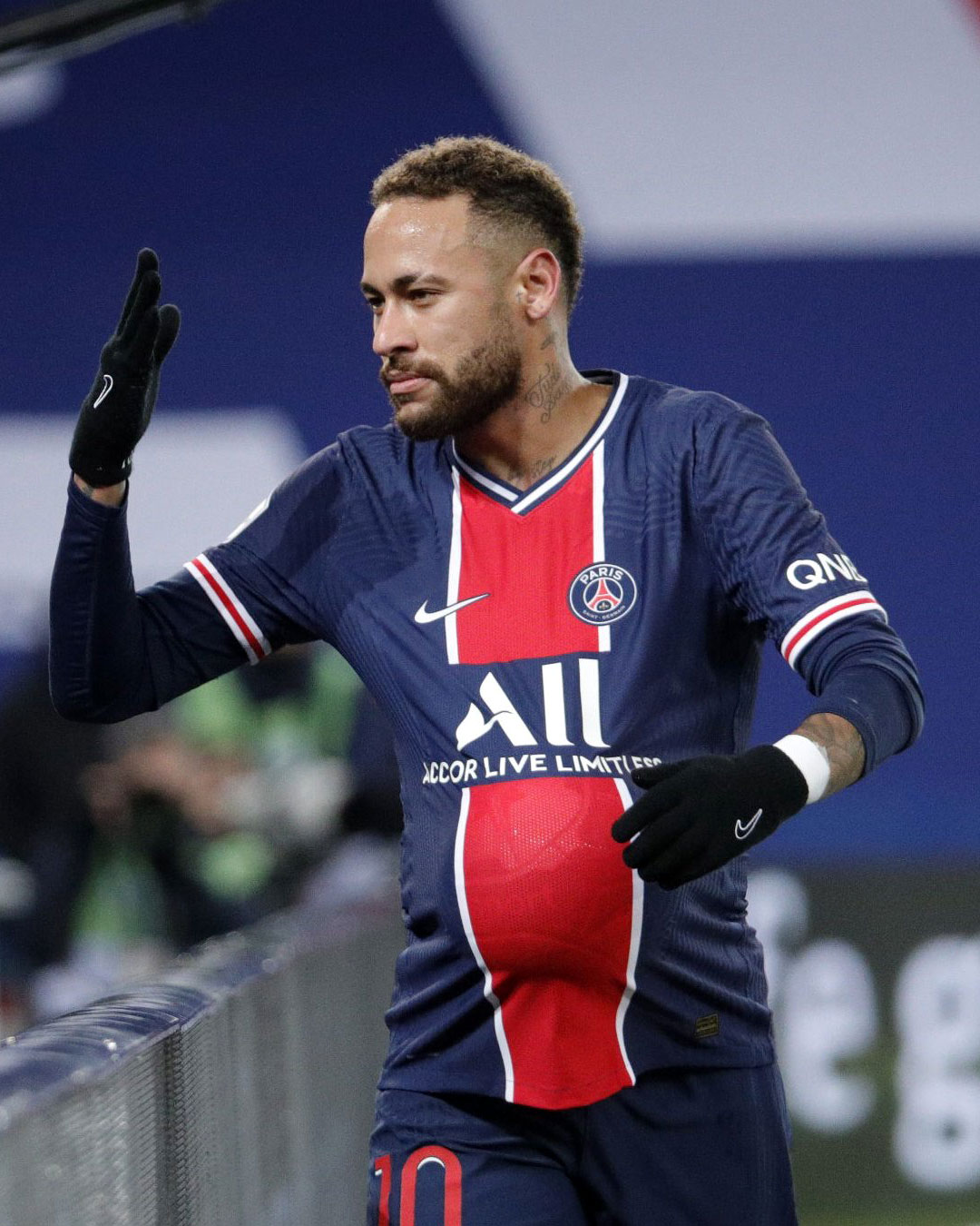 4. Neymar Jr., Paris Saint-Germain