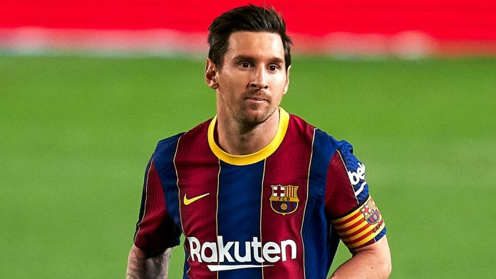 Lionel Messi , Barcelona