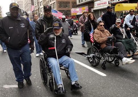 Disabled Veterans