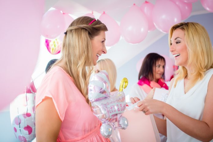 Post-Baby Party