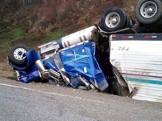 Truckers Died