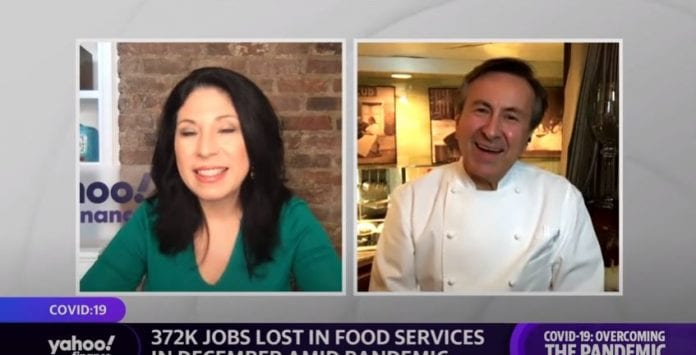 Chef Daniel Boulud on launching virtual cooking classes during the pandemic
