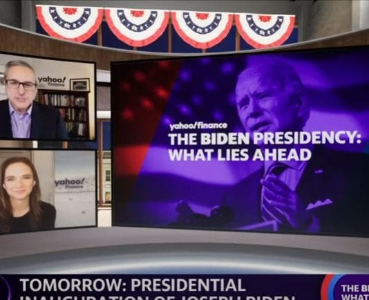DC prepares for Biden's inauguration two weeks after deadly riots at the Capitol