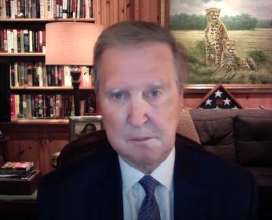 Former GOP senator slams Trump's 'big lie'