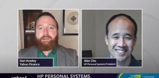 HP Personal Systems President: We're addressing all the needs for a remote hybrid workforce