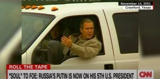 Keilar compares Putin's relationships with 5 US Presidents