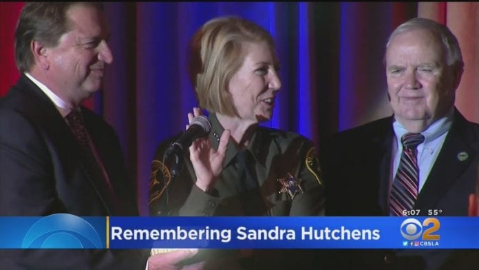Original O.C. Sheriff Sandra Hutchens dies at 66 pursuing struggle with breast cancer