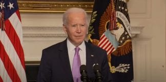 President Biden delivers remarks on the fight to contain the coronavirus pandemic