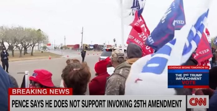 Trump supporter asked how he'd feel if he found out Trump was lying to him