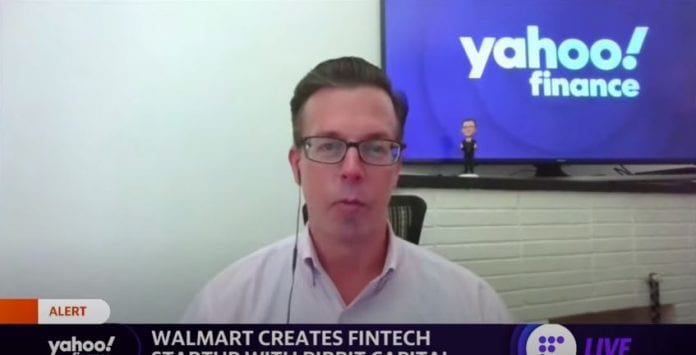 Walmart launches new fintech startup with Ribbit Capital