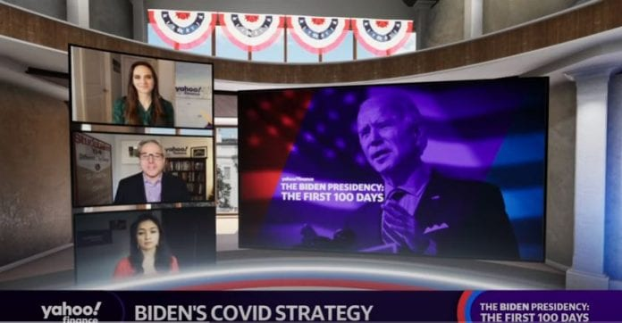 A look at the President Biden's plans to inoculate 100 million American's by summer