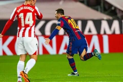 Barcelona Vs Athletic