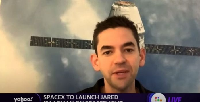 Billionaire offers a chance to win a SpaceX flight by donating to St. Jude's Children's Hospital