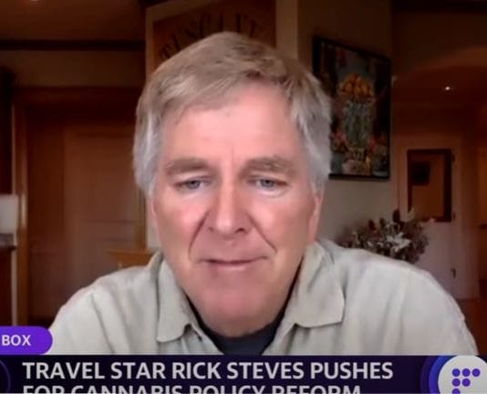 'It's not pro-marijuana it's about pro civil liberties': Rick Steves, NORML Board of Directors Chair