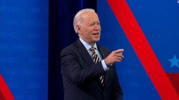 Joe Biden on Unemployment Benefits