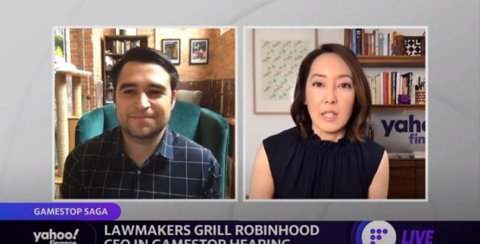Robinhood CEO on why trading was stopped: We wouldn't have been able to post $3B in collateral