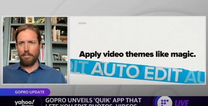 GoPro launches Quick app to help preserve and edit photos and videos