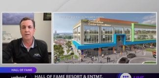Hall of Fame Resort & Entertainment announces fantasy football league using NFTs