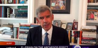 Mohamed El-Erian on Archegos: It will not cause a massive deleveraging of the financial system