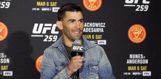 UFC Champion Dominick Cruz