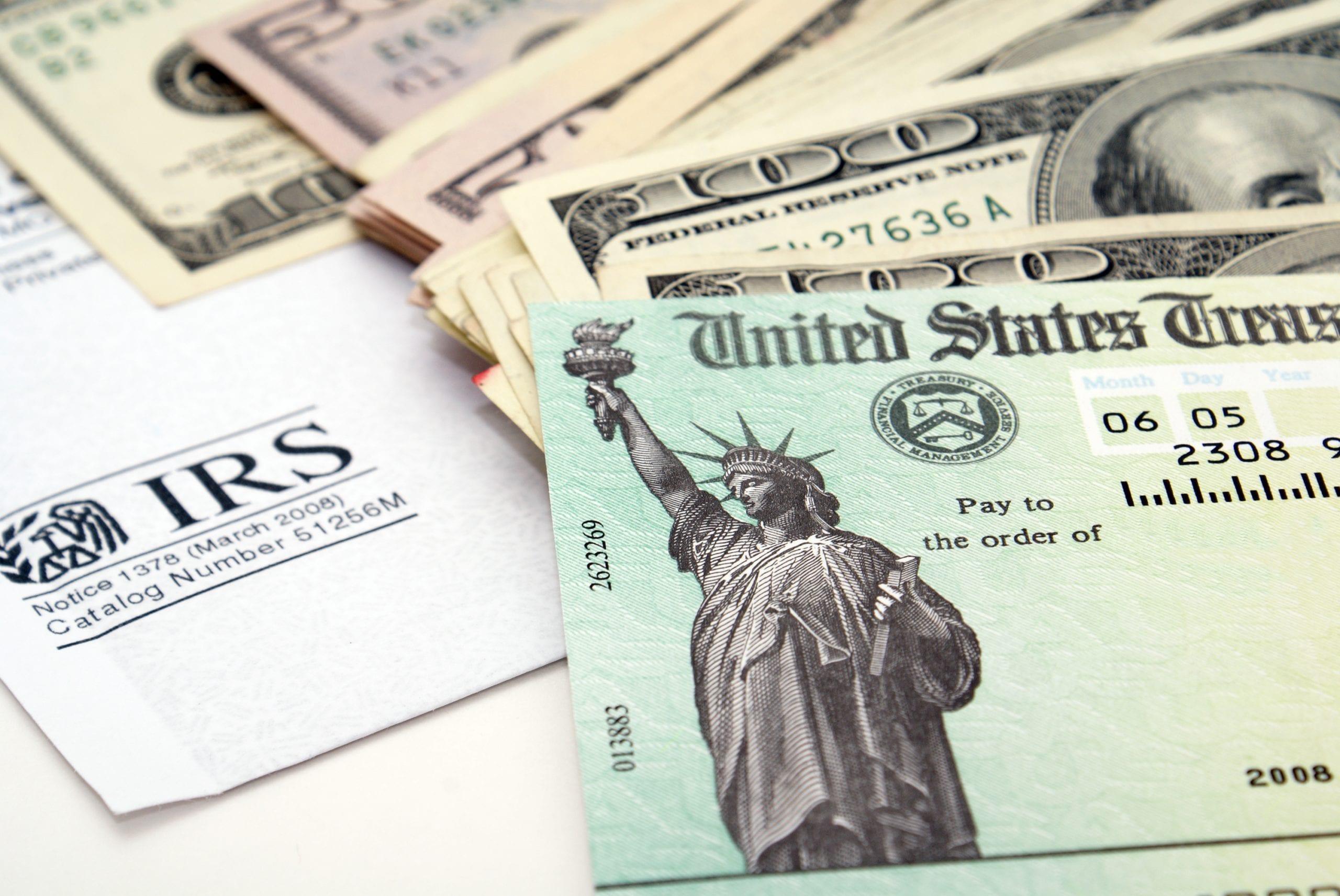 third stimulus check