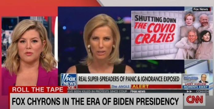 Brianna Keilar: Fox is not news no matter what it calls itself