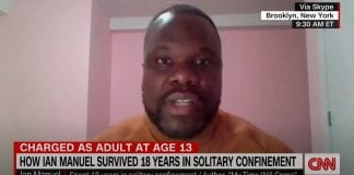 How he survived 18 years in solitary confinement