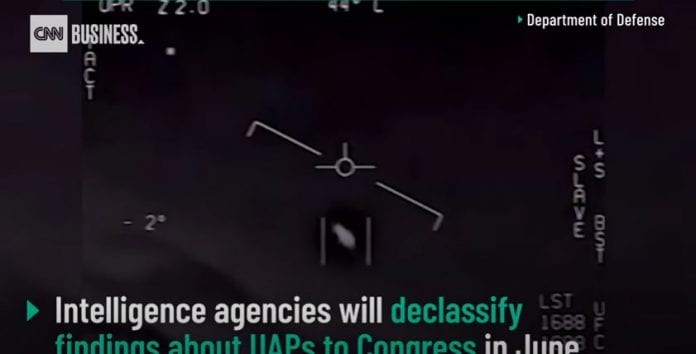 Pentagon confirms UFO video is real, taken by Navy pilot