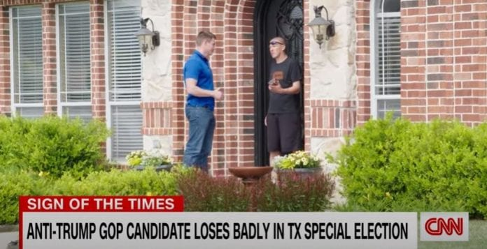 Anti-Trump GOP candidate: We're not living up to this moment