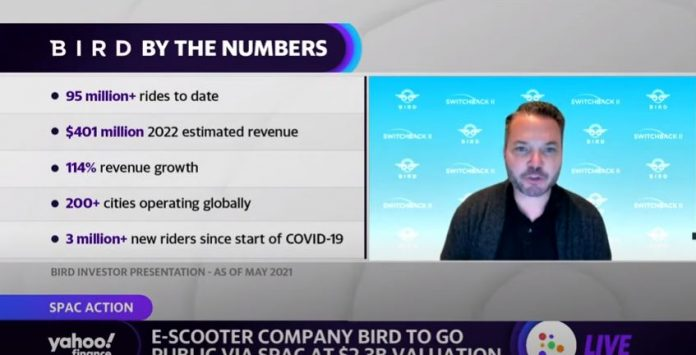 Bird CEO discusses EV scooters and how micromobility travel compliments mass transportation