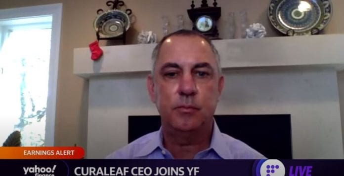 Curaleaf CEO on Q1 earnings: We're very optimistic about cannabis