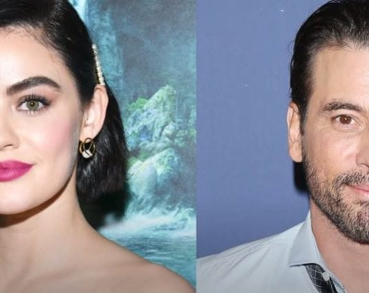 Skeet Ulrich 'Pushed Harder' For Lucy Hale Relationship Prior To Breakup!