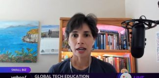 Technovation is a global competition that gives girls an opportunity to solve real world problems
