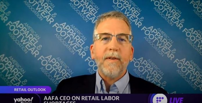 American Apparel and Footwear Association CEO on the retail labor shortage