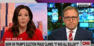 Author: Barr called Trump's election claims 'all bullsh*t'