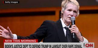 Biden DOJ argues it should substitute for Trump as defendant in lawsuit