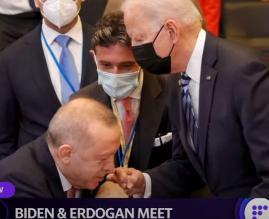 Biden and Erdogan meet, American duo arrested in Ghosn case, Netanyahu ousted by Israeli parliament