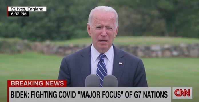 Biden announces US will donate 500 million Covid-19 vaccines