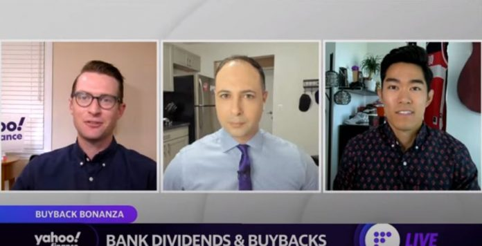 Big banks hike dividends following Fed's stress test