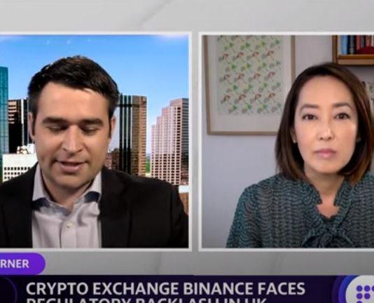 Bitcoin shrugs off crypto exchange Binance facing regulatory backlash