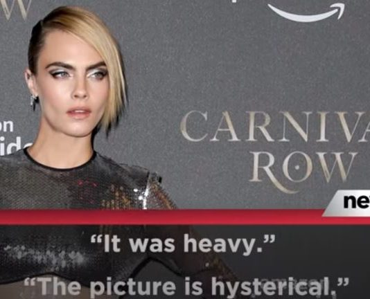 """Cara Delevingne Reveals TRUTH About """"Sex Bench"""" Photos With Ex Ashley Benson!"""
