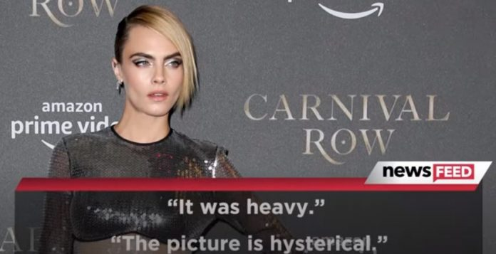 Cara Delevingne Reveals TRUTH About